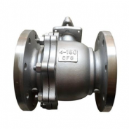 CF8 CF8M CF3 CF3M Cast steel ball valve