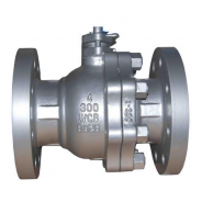 CL150 CL300 WCB cast steel ball valve