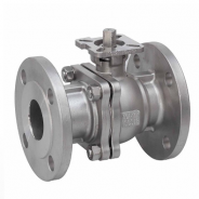 JIS 5K 10K 16K Cast steel ball valve