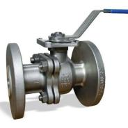 ISO 5211 mounting pad floating ball valve