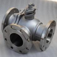 China 3 way t port ball valve supplier