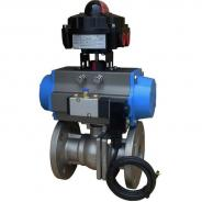 Pneumatic Ball Valve at Best Price in China