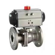 China pneumatic ball valve factory and supplier